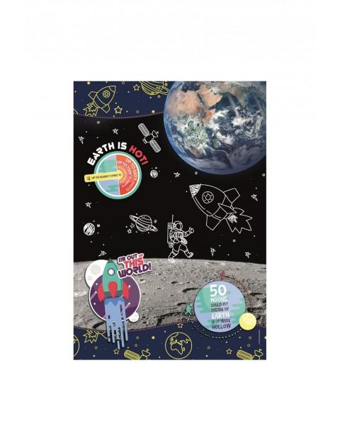 Puzzle National Geographic Przestrzeń kosmiczna dla dzieci - 104 el wiek 6+
