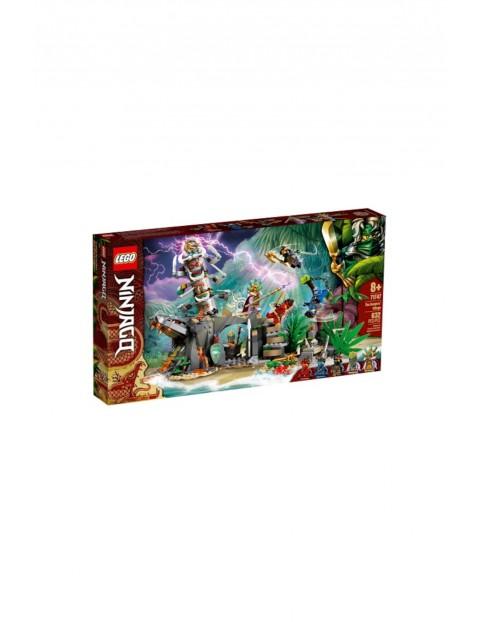 Klocki LEGO Ninjago - Wioska strażników - 632 el wiek 8+