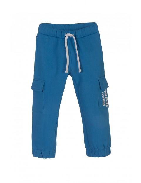 Spodnie dresowe chłopięce 1M3125