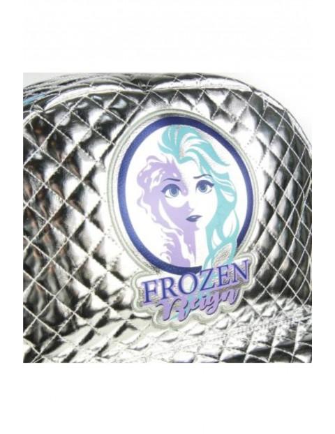 Plecak Fashion Frozen- srebrny