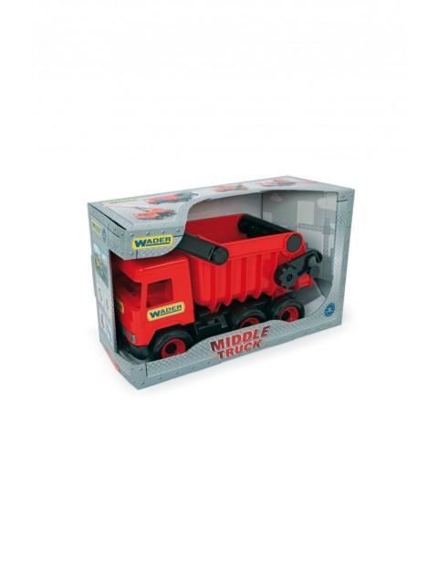 Samochód Middle Truck wywrotka
