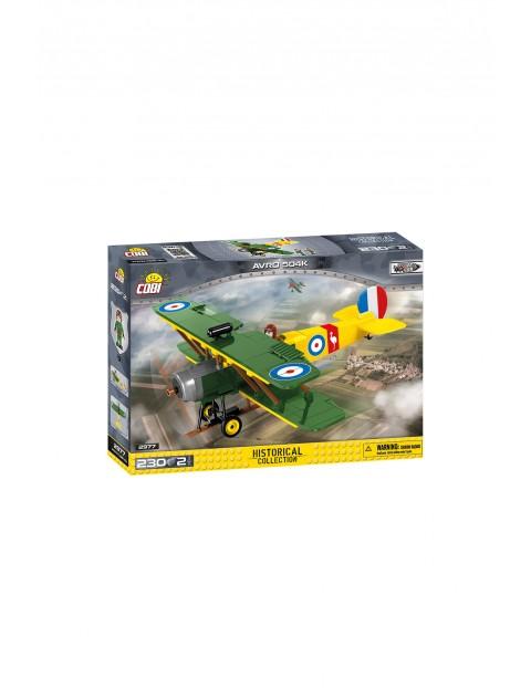 Klocki Cobi Small Army Avro 504 K 230el