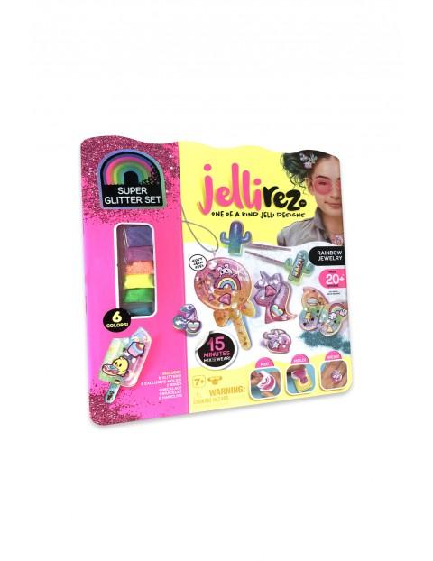 Jelli Rez - Zestaw kreatora do tworzenie biżuterii 7+