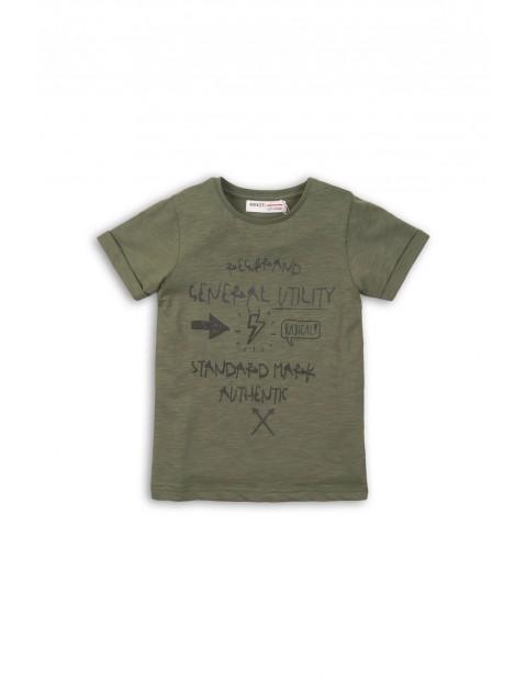 T-shirt chłopięcy 152/158 2I34BM