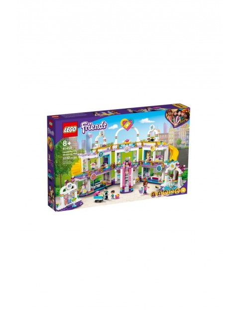 LEGO Friends -Centrum handlowe w Heartlake City - 1032 el