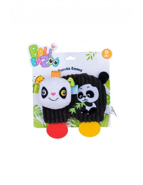 Gryzak-grzechotka Panda Emma 5O35DA