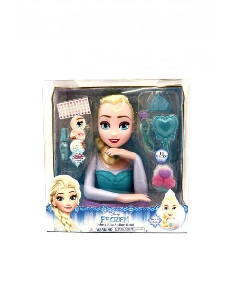 Głowa do stylizacji Elsa