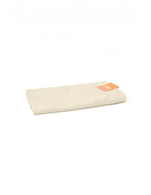 2-pak ręczników Aqua w kolorze ecri 30x50 cm