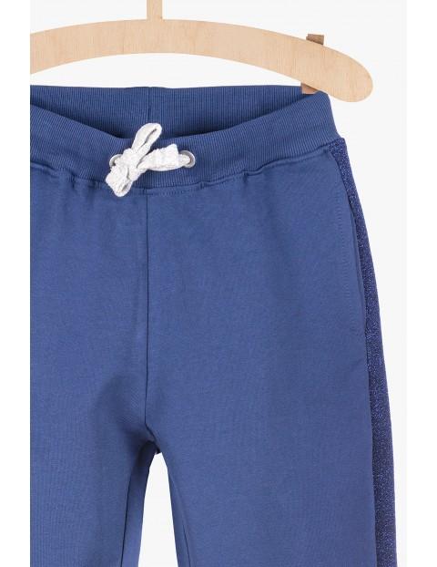Dresowe spodnie dla dziewczynki