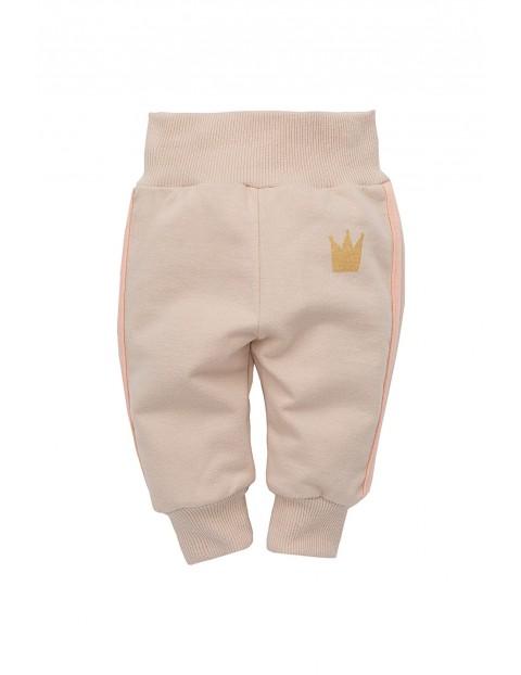 Spodnie dresowe niemowlęce 5M35AJ
