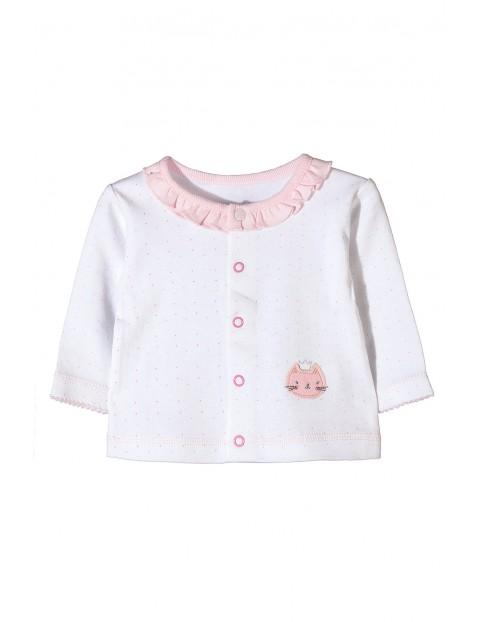 Kaftanik niemowlęcy 100% bawełna 5W3510