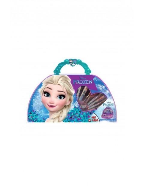 Zestaw artystyczny z walizką Kraina Lodu-prezent dla dziewczynki