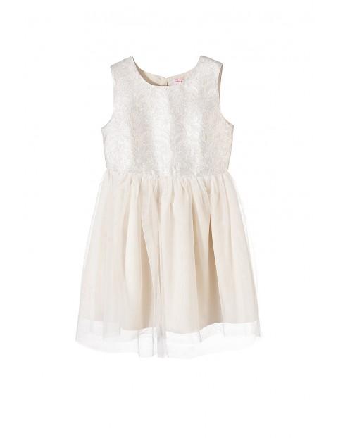Elegancka sukienka dla dziewczynki