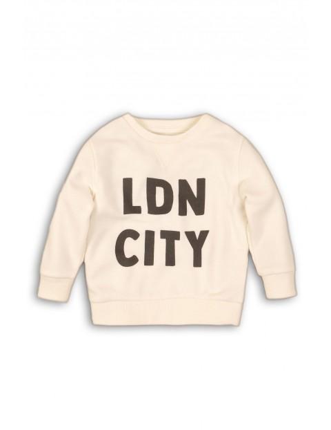 Bluza dresowa dla chłopca - LDN City