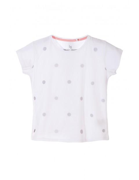 T-shirt dziewczęcy 4I3301