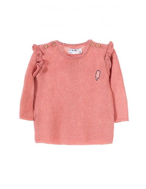Sweter niemowlęcy 5C3402