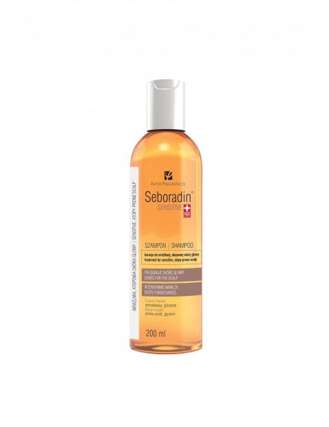 Seboradin Sensitive Szampon do włosów delikatnych - 200 ml