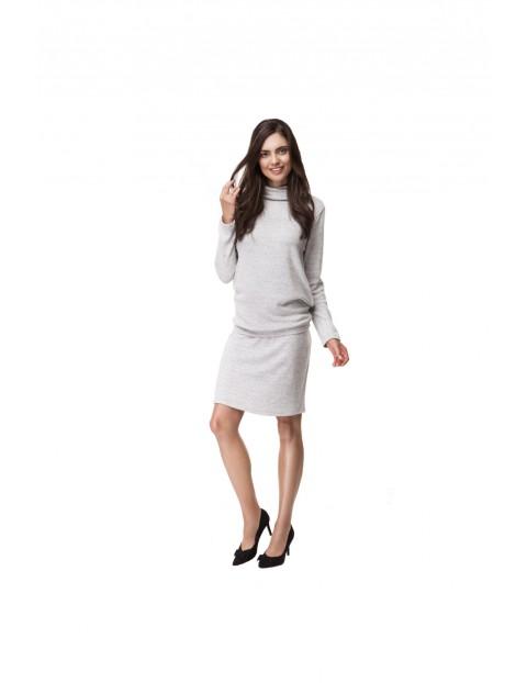 Komplet Ciążowy bluzka i spódnica 5O35LR