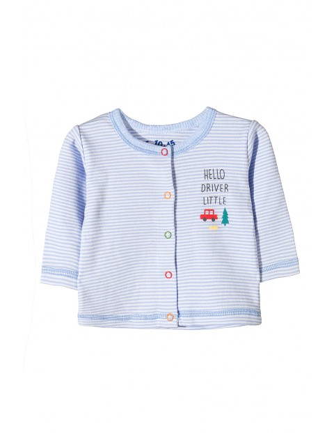 Kaftanik niemowlęcy 100% bawełna 5W3521