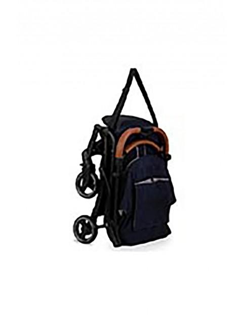 Lekki wózek spacerowy MoMi - czarny