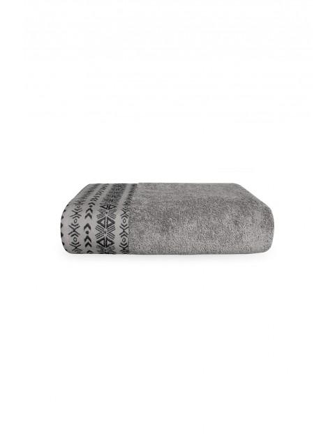 Ręcznik bawełniany DRIADA szary 50X90cm