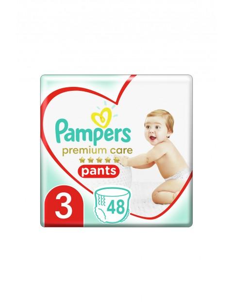 Pampers Premium Care - pieluchomajtki rozmiar3, 48szt.  6-11kg