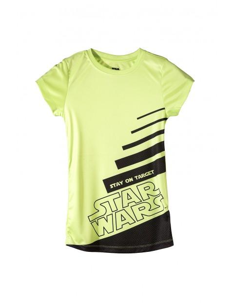 T-shirt sportowy damski Star Wars 5O34CR