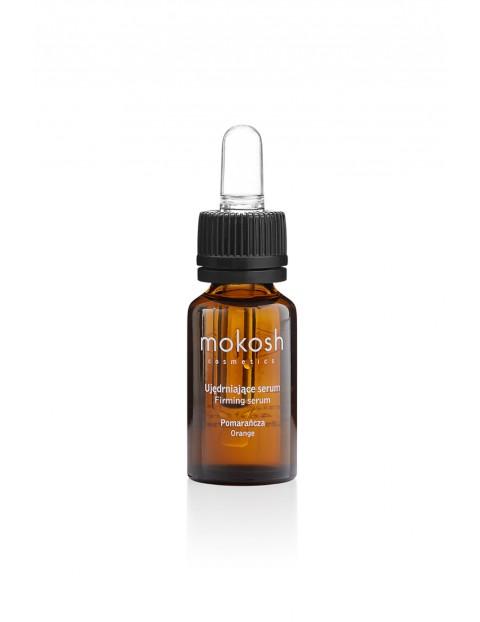 Mokosh Ujędrniające serum do twarzy Pomarańcza 12 ml