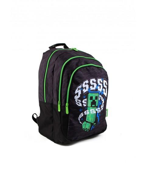 Plecak szkolny Minecraft 3-komorowy
