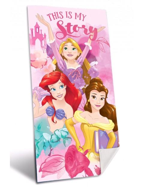 Disney Princess ręcznik plażowy 140x70 cm