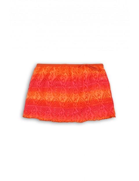 Kolorowa spódniczka na plaże