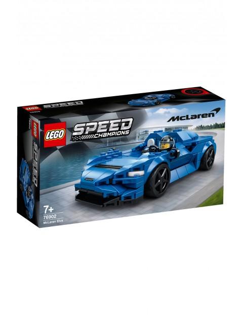 LEGO® Speed Champions McLaren Elva 76902 - 263 elementów, wiek 7+