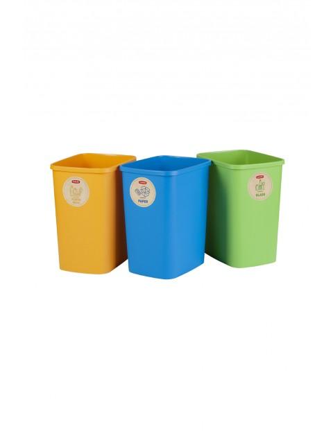 Zestaw koszy Curver Eco Friendly 3x25L