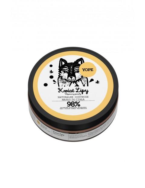 Masło do Ciała- Lipa YOPE 200ml