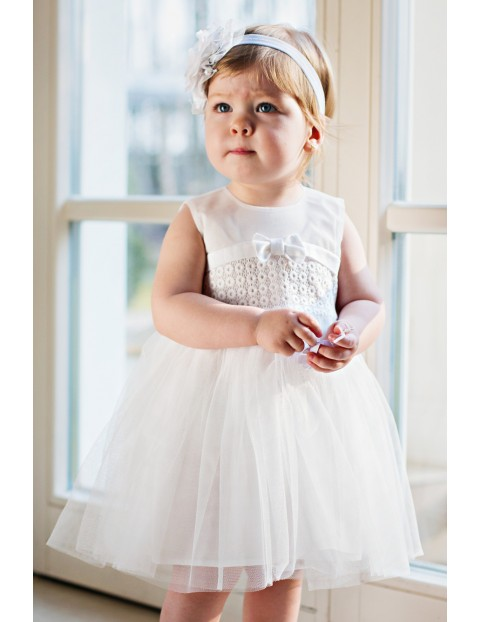 Sukienka niemowlęca na specjalne okazje