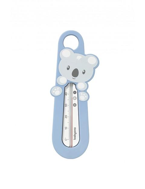 Termometr do wody niebieski Koala