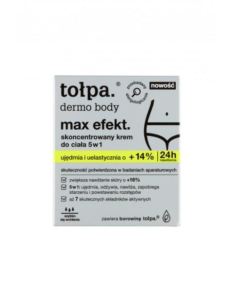 tołpa dermo body max efekt Skoncentrowany krem do ciała 5 w 1 250 ml