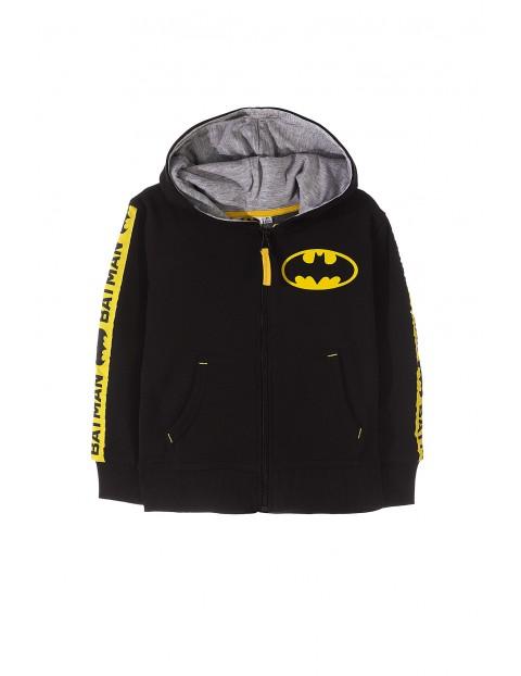 Bluza chłopięca rozpianana Batman 1F35BH
