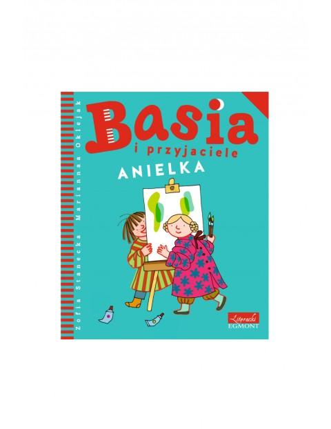 """Książka """"Basia i przyjaciele: Anielka"""""""