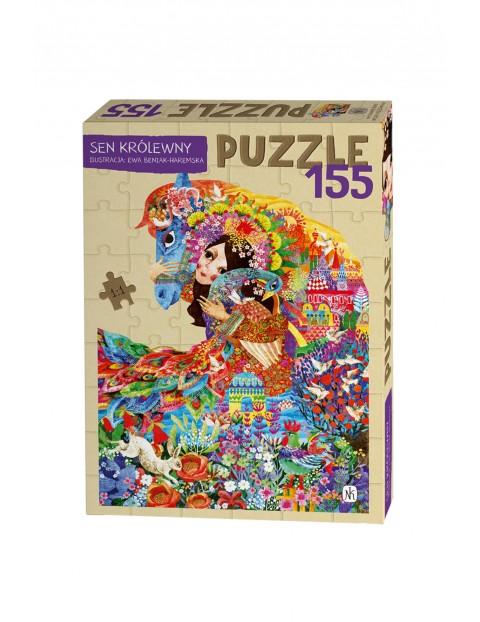 Puzzle - Sen Królewny 155el