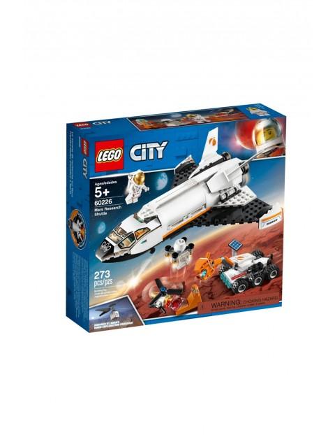 Lego City 60226  - Wyprawa badawcza na Marsa -273 elementy wiek 5+