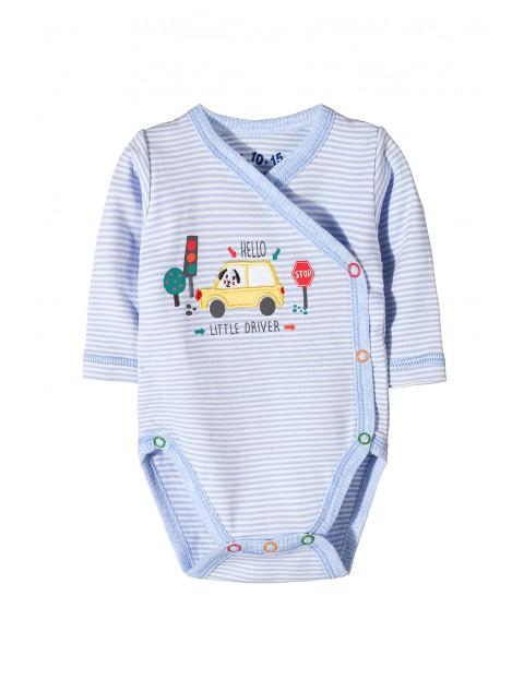 Body niemowlęce 100% bawełna 5W3512