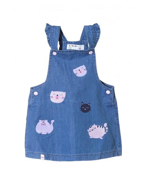 Sukienka niemowlęca 5Q3503