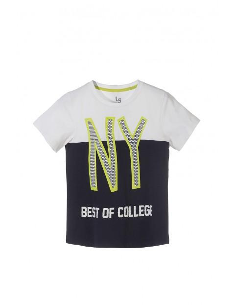 T-shirt chłopięcy 2I3254