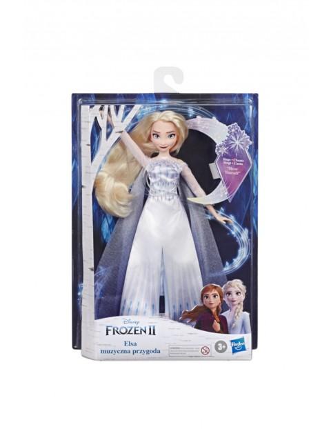 Królewska śpiewająca lalka Elsa wiek 3+