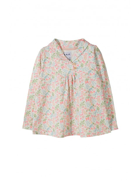 Bluza dresowa dla dziewczynki 3F3206