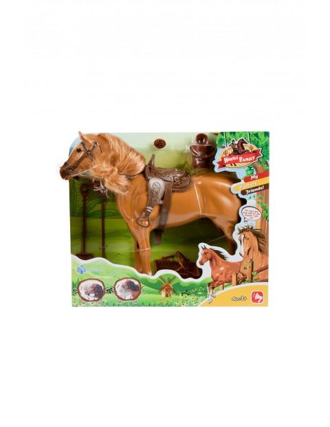 Koń- zabawka z efektami dźwiękowymi 3+