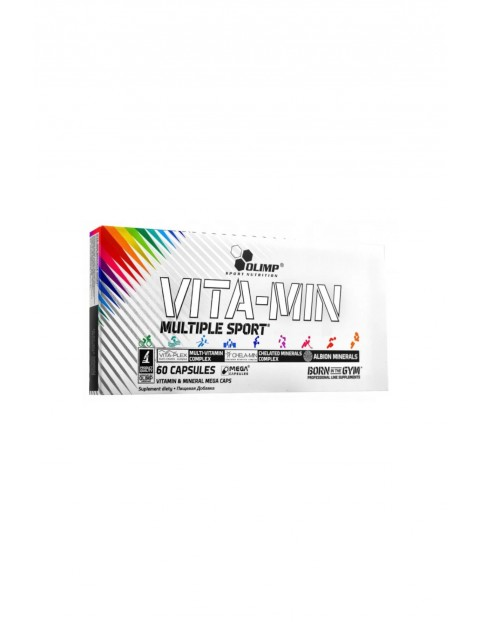 Vita-min Multiple Sport 60 kapsułek