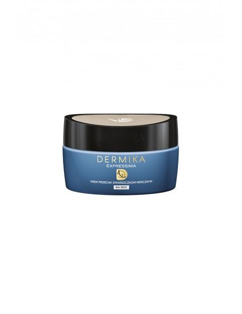 EXPRESSIMA Regenerujący krem przeciw zmarszczkom na noc - 50 ml