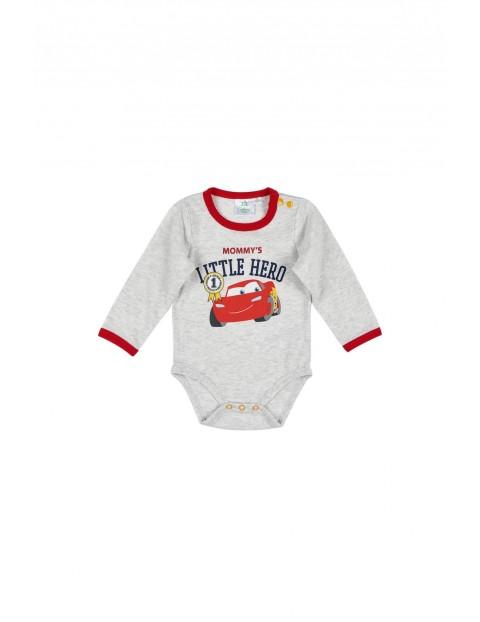 Body niemowlęce 100% Bawełna Auta 5T35A9